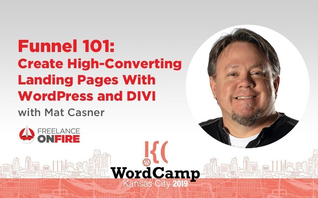 Funnel 101: Create a high-converting landing page using WordPress with Divi