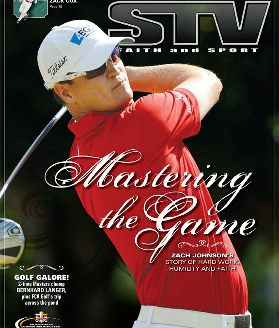 Zach Johnson-Mastering the Game