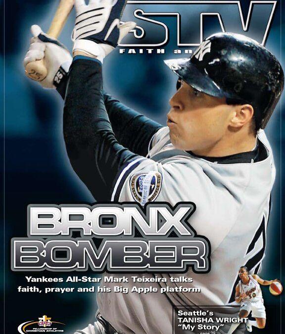 Mark Teixeira-Bronx Bomber